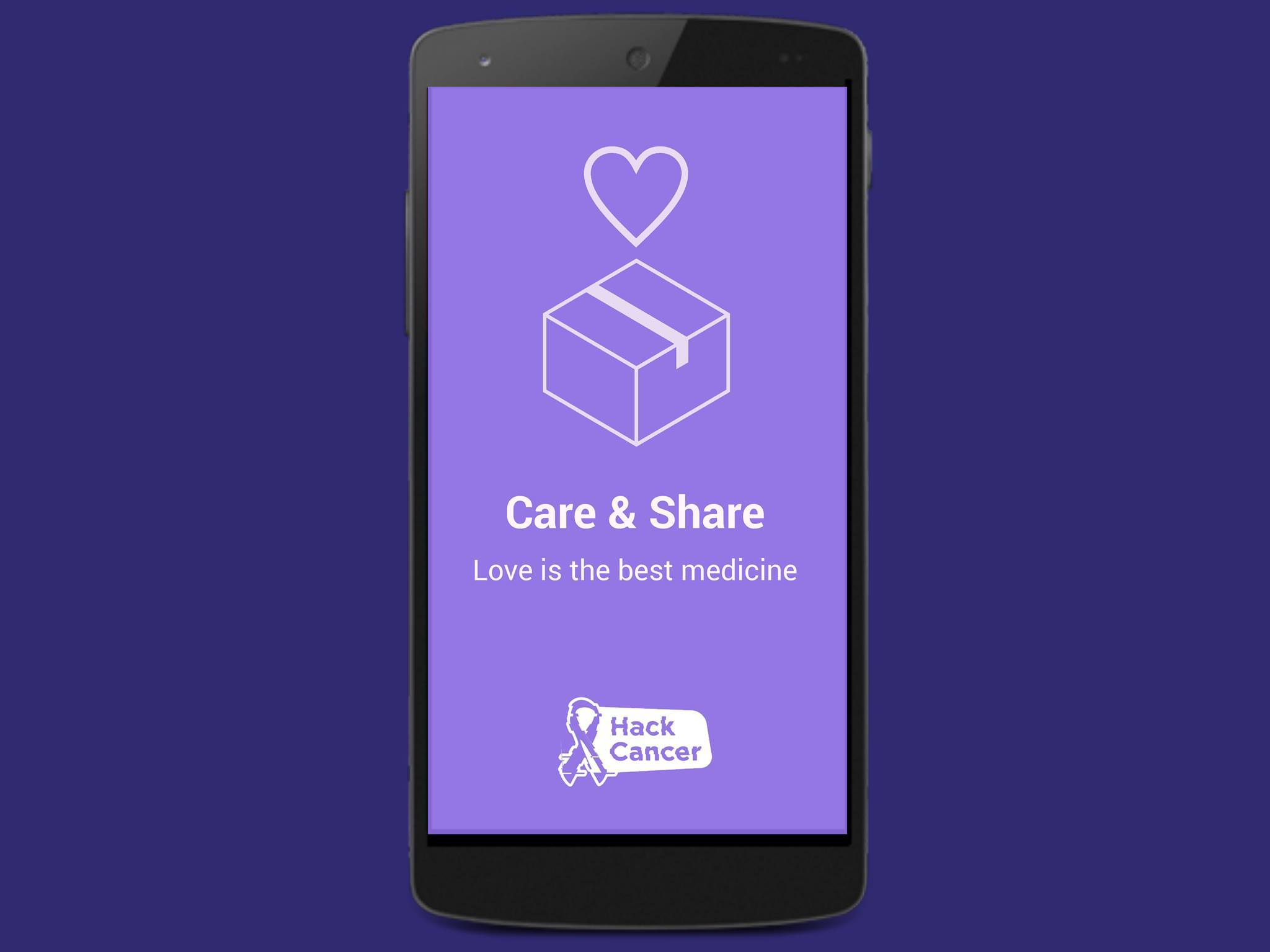 Hack Cancer Care & Share